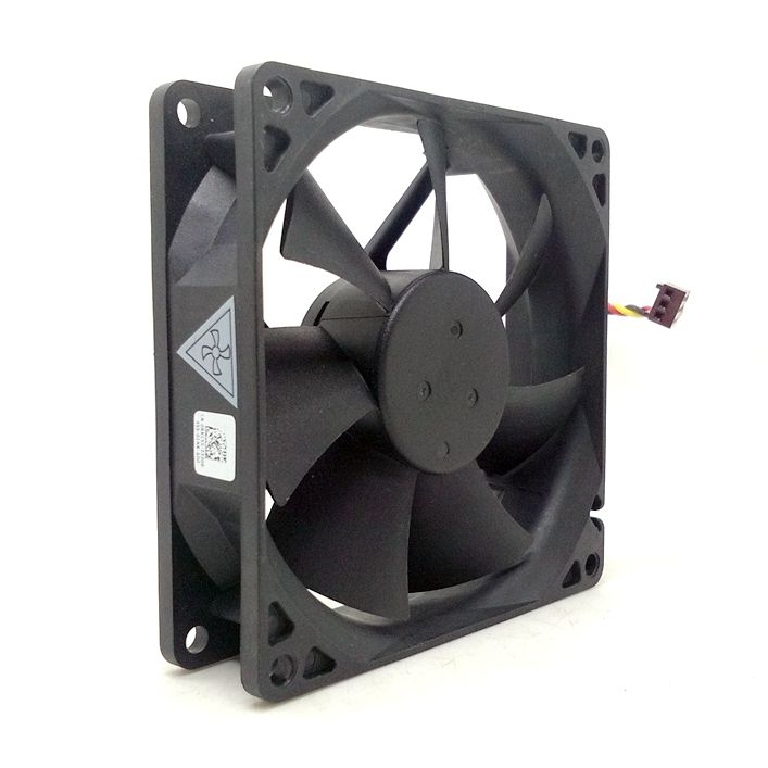 Foxconn PVA092G12M DC 12V 0.24A 3-wire cooling fan