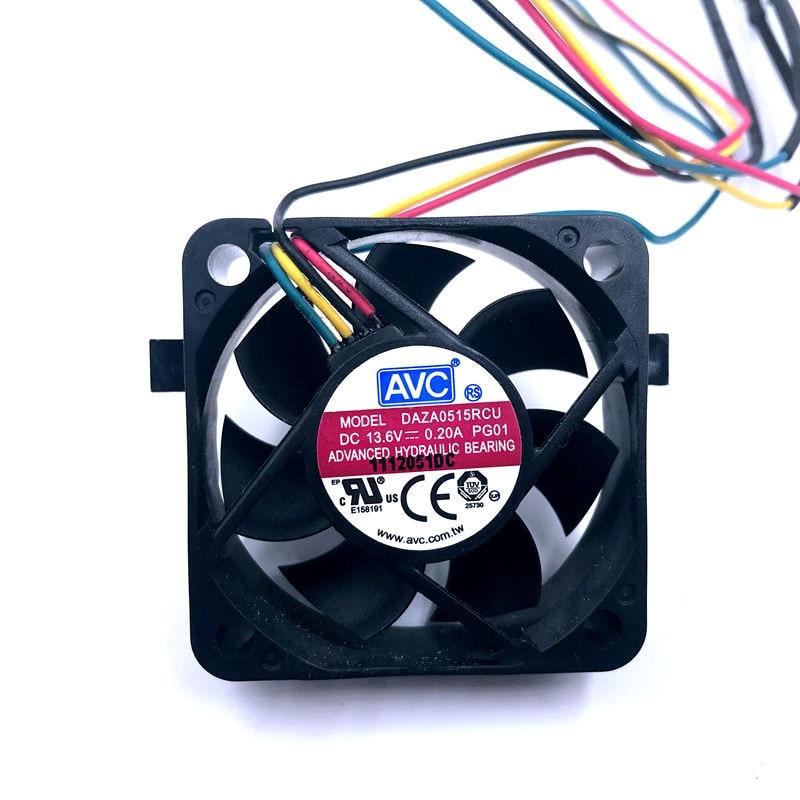 AVC DAZA0515RCU 5CM DC 13.6V 0.20A waterproof cooling fan 2