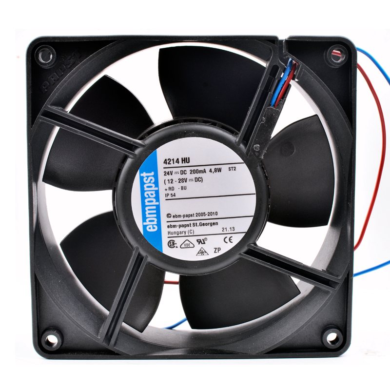 ebmpapst 4214 HU DC24V 200mA 4.8W Inverter cooling fan