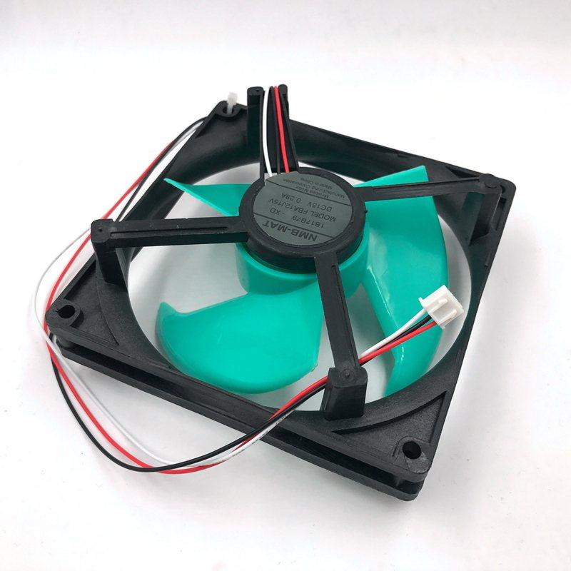 NMB FBA12J15V DC15V 0.28A refrigerator cooling fan