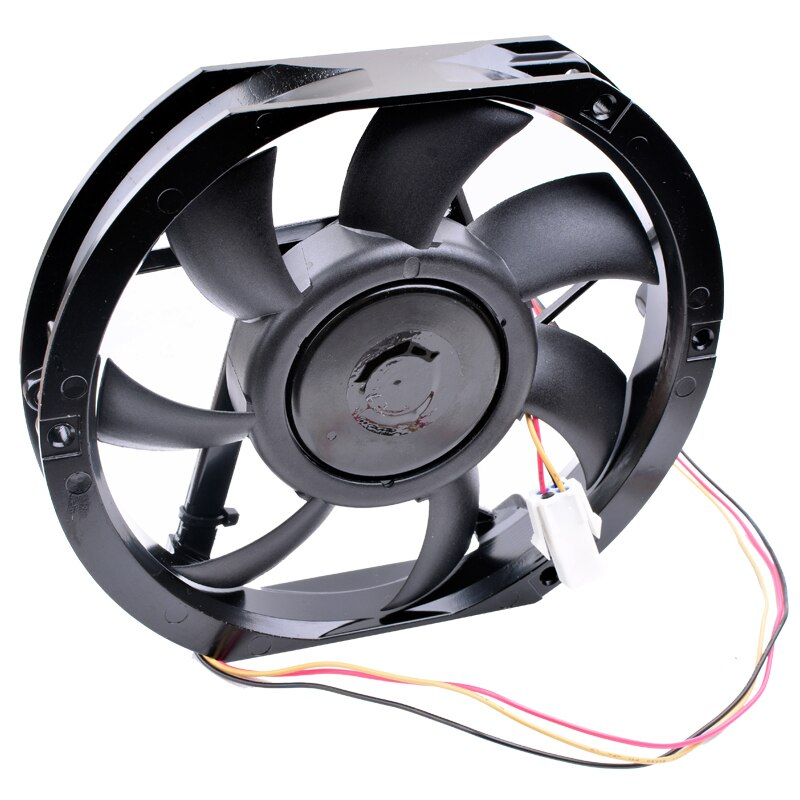 Delta AFB1524HH DC24V 1.30A Metal ultra-thin ABB inverter cooling fan