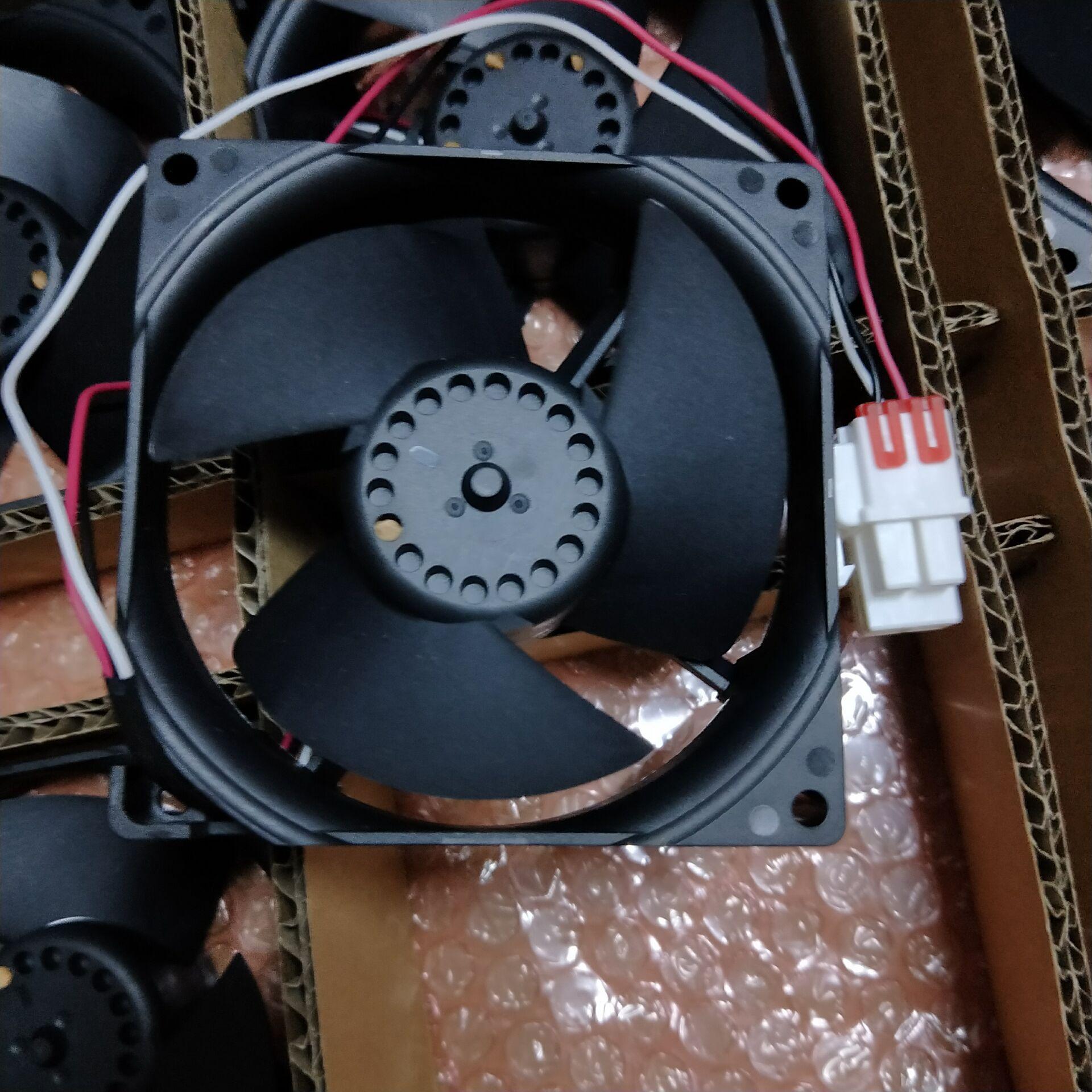 NMB-MAT 3612JL-04W-S49 12V 0.3A 9.2cm for Samsung Refrigerator Accessories fan