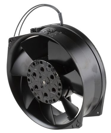 W2S130-AA03-21 ebmpapst AC230V 45W full metal high temperature cooling fan