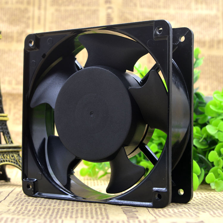 Bi-Sonic 4C-380HB AC380V 12CM 2-wires cooling fan