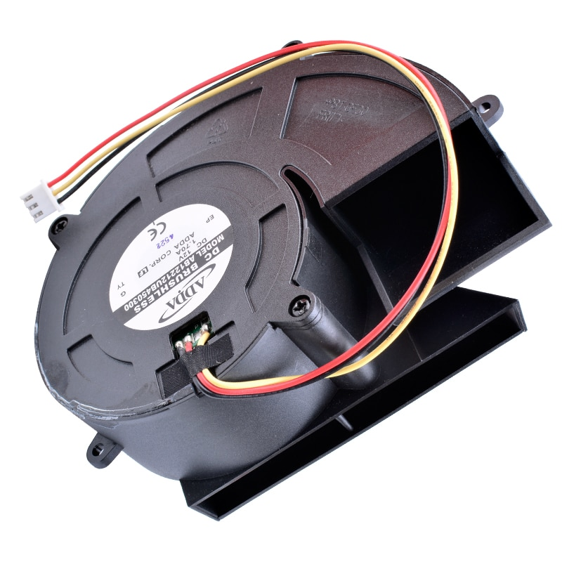 ADDA AB12212UB450300 DC12V 1.70A double ball turbine blower fan