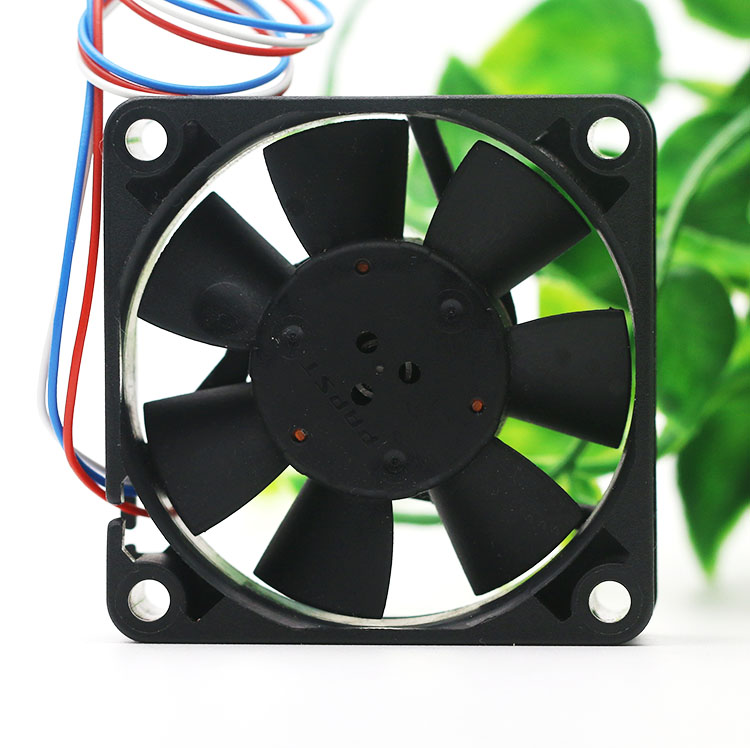 Ebmpapst 512 F/2 DC 12V 1W 5CM Server Square Cooling Fan