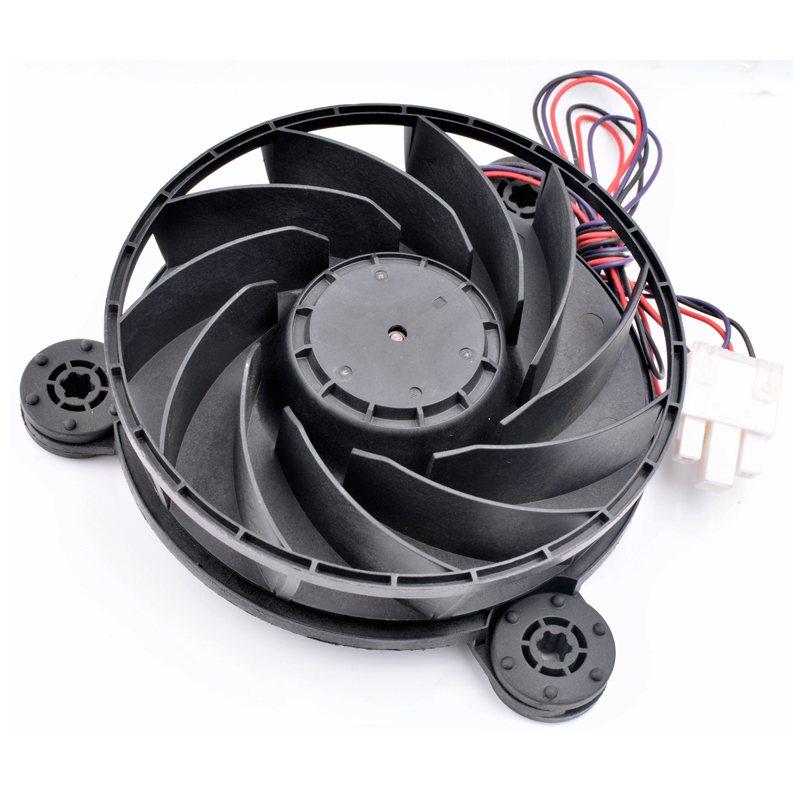 Nidec GW12E12MS1AZ-52Z32 12V 0.33A Haier refrigerator cooling fan