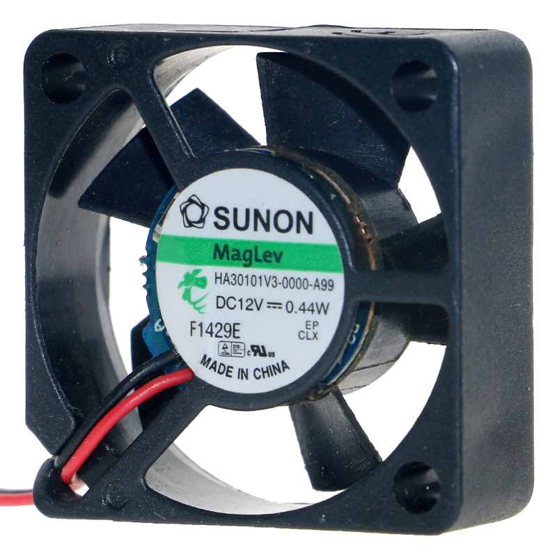 Sunon HA30101V3-0000-A99 DC 12V 0.44W Router Small DIY retrofit cooling fan