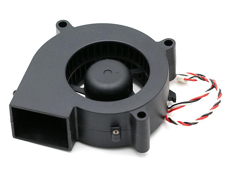 SUNON GB1207PTV3-A DC12V 1.02W 3-wire projector turbo blower cooling fan