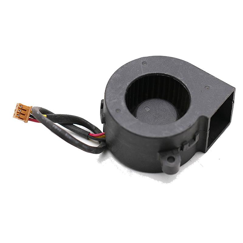 ADDA AB5012DX-A03 12V 0.15A hydraulic bearing turbo blower fan