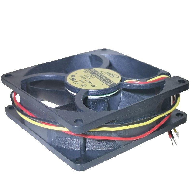 ADDA AD0824VB-A71GP/A72GP 24V 0.38A DC BRUSHLESS Cooling Fan