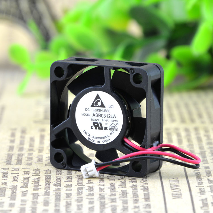 Delta ASB0312LA 30mm DC12V 0.10A Small device silent cooling fan