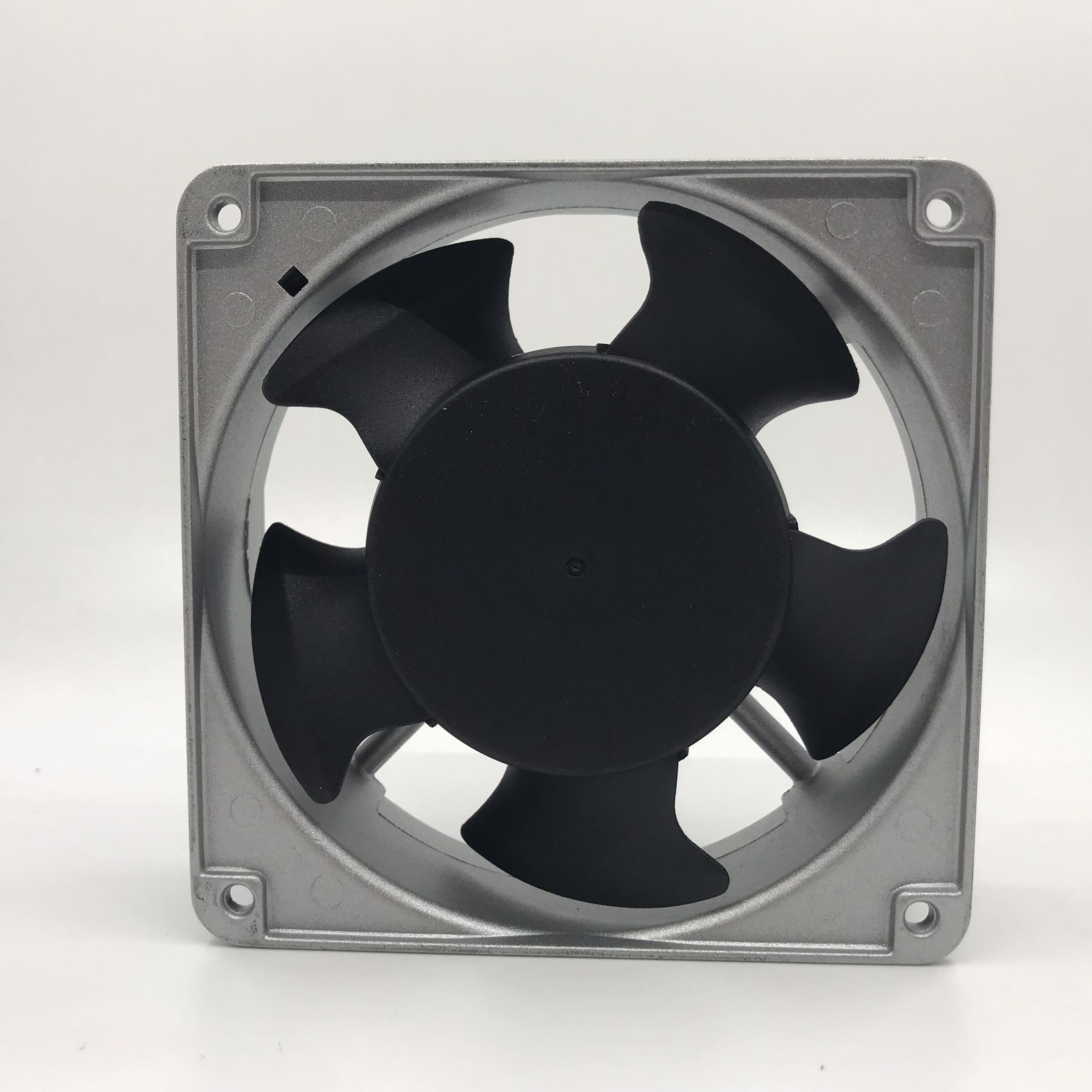 Matsushita ASE104519 AC 100V 15/14W 120x120x38mm Server Cooling Fan