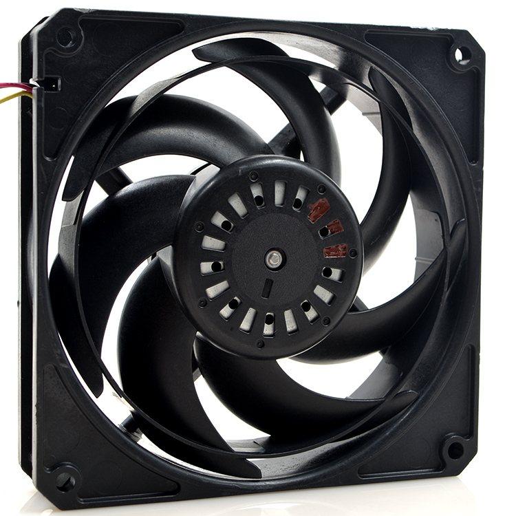 SERVO D1225C24B9AP-00 DC24V 0.29A 3-wires cooling fan