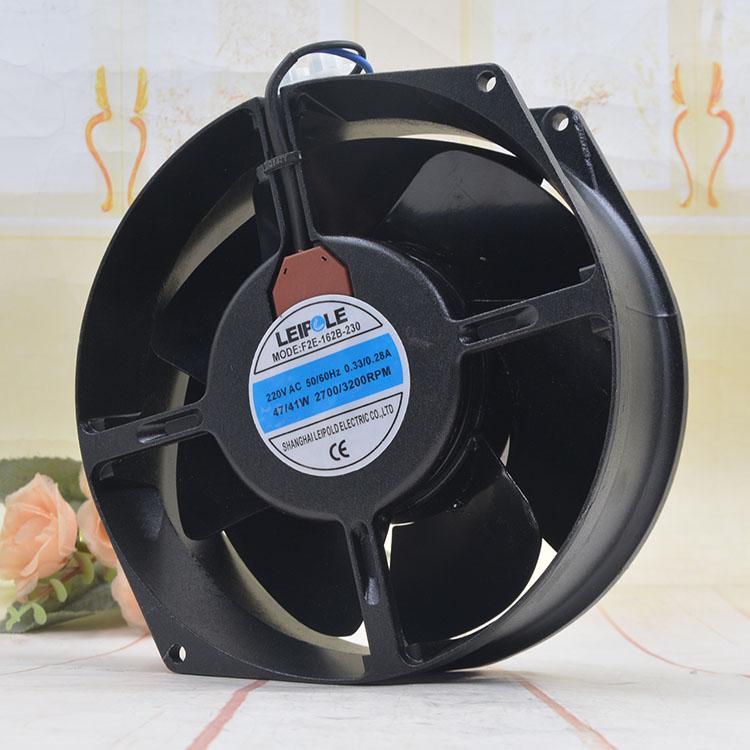 LEIPOLE F2E-162B-230 AC220V 0.33A cooling fan
