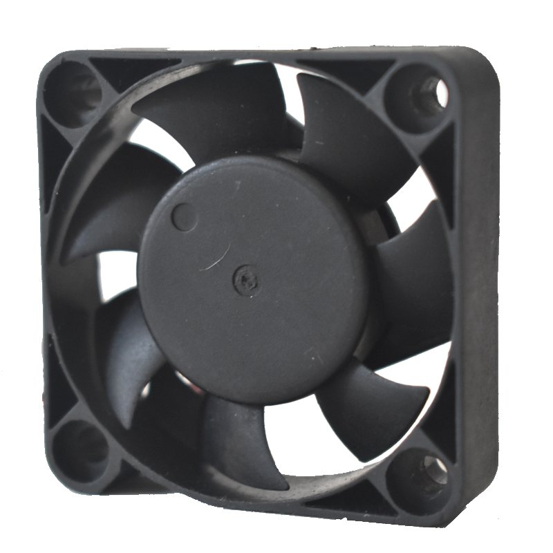 Y.S.Tech FD054010MB DC5V 0.13A 2-Wires Cooling Fan