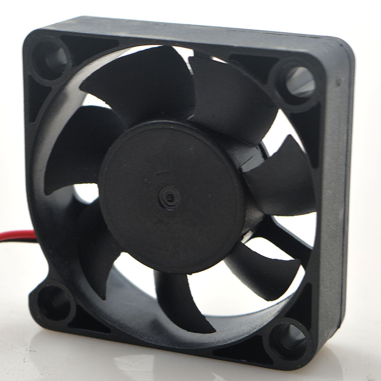 Y.S.TECH FD125015LL DC 12V 0.11A  5CM  2-Wires Cooling Fan