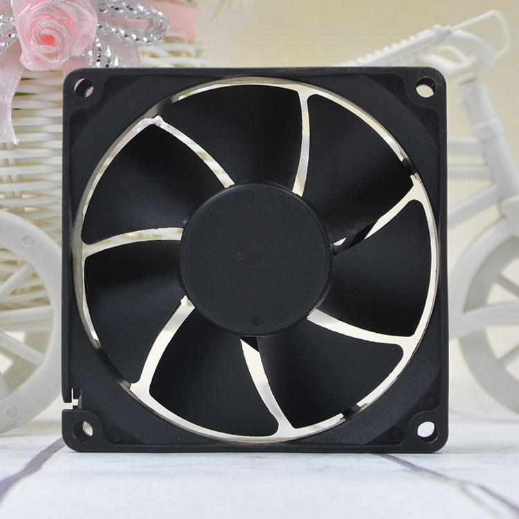 Y.S.TECH FD248025EB-N DC24V 0.23A 5.4W  2-Wires Inverter Cooling Fan