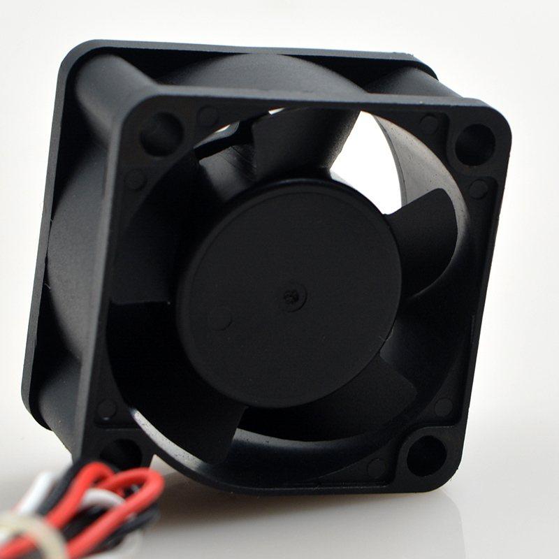 Y.S.Tech NFD124020BB-2F DC12V 1.44W 3-wire cooling fan