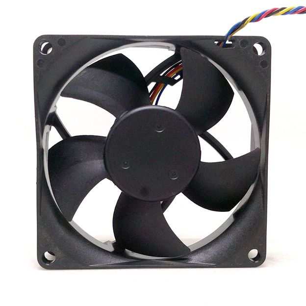 Foxconn PVA080F12H 8cm DC12V 0.36A 4-wires cooling fan