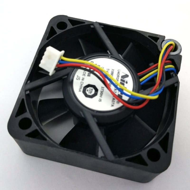 Nidec U40R05MS1A7-57A07A X880927-004 5V 0.08A Xbox One Kinect 2.0 Cooling fan