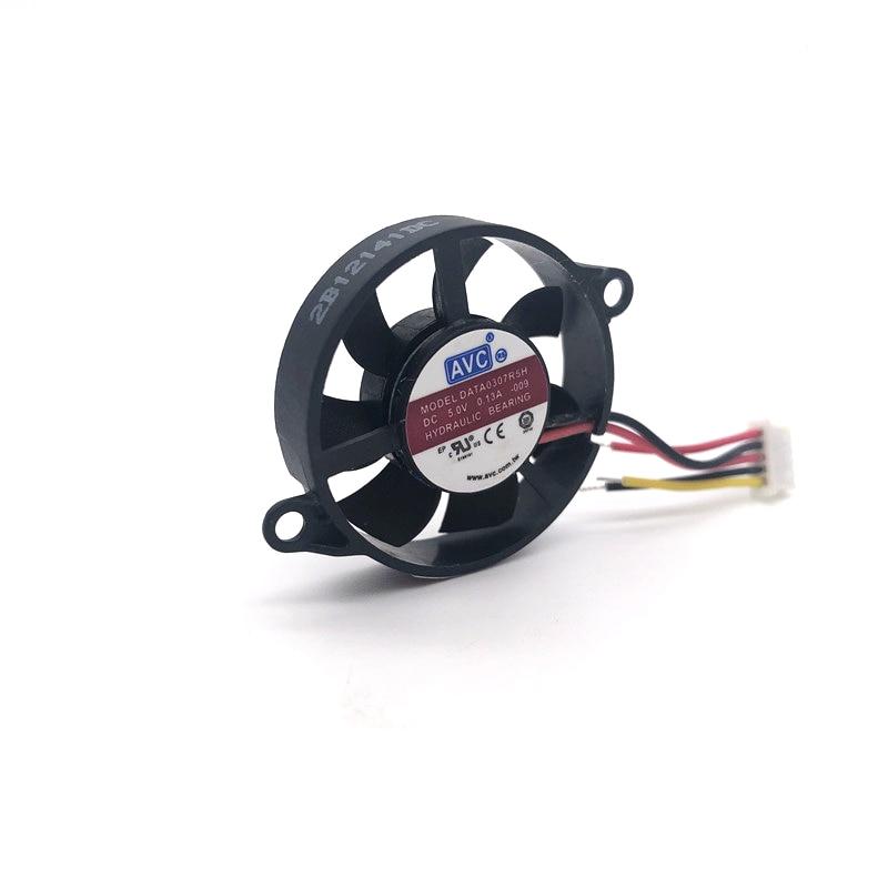 AVC DATA0307R5H-002 30MM DC5V 0.65W  Silent cooling fan