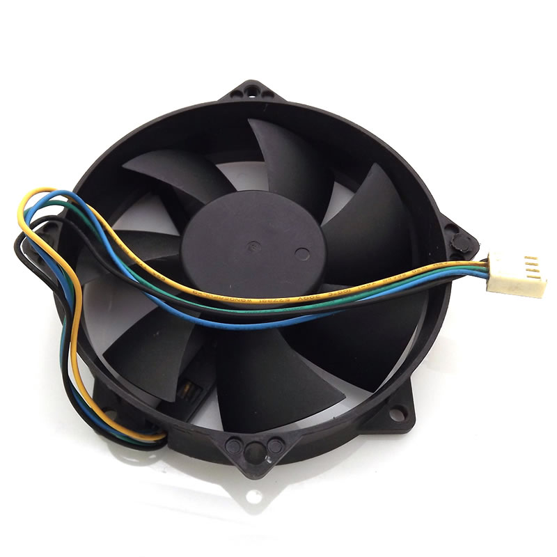 EVERFLOW F129025SU DC12V 0.38A 9CM 4-Wires cooling fan