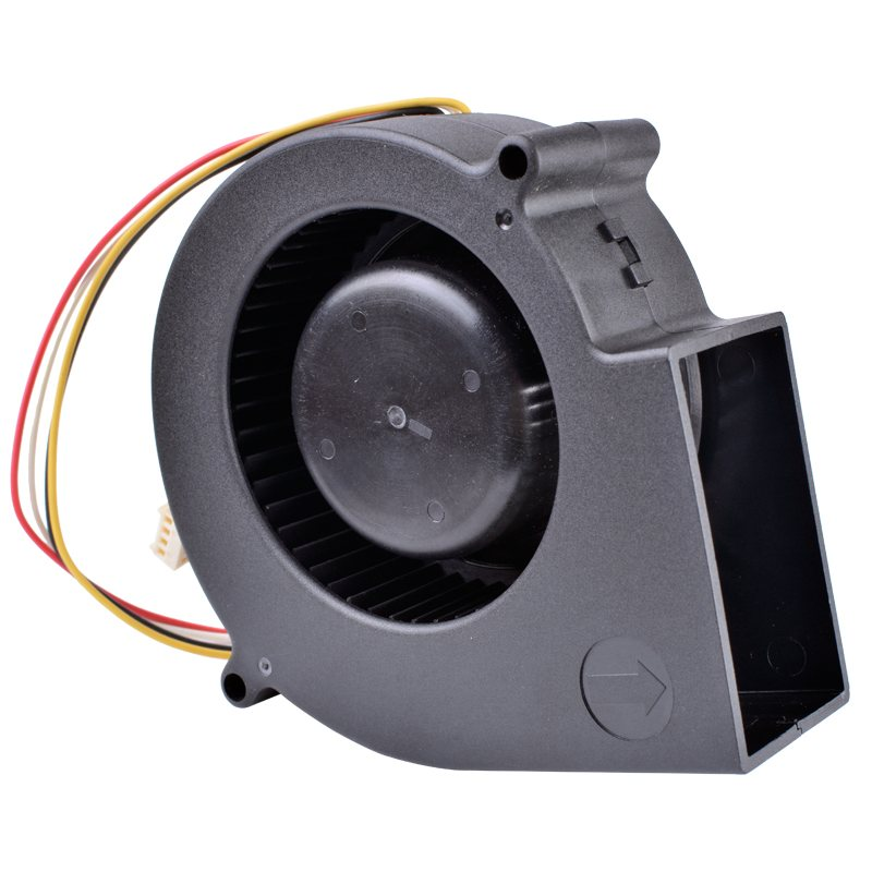 AVC F9733B12LT DC12V 0.72A Ball Bearing Server Fan
