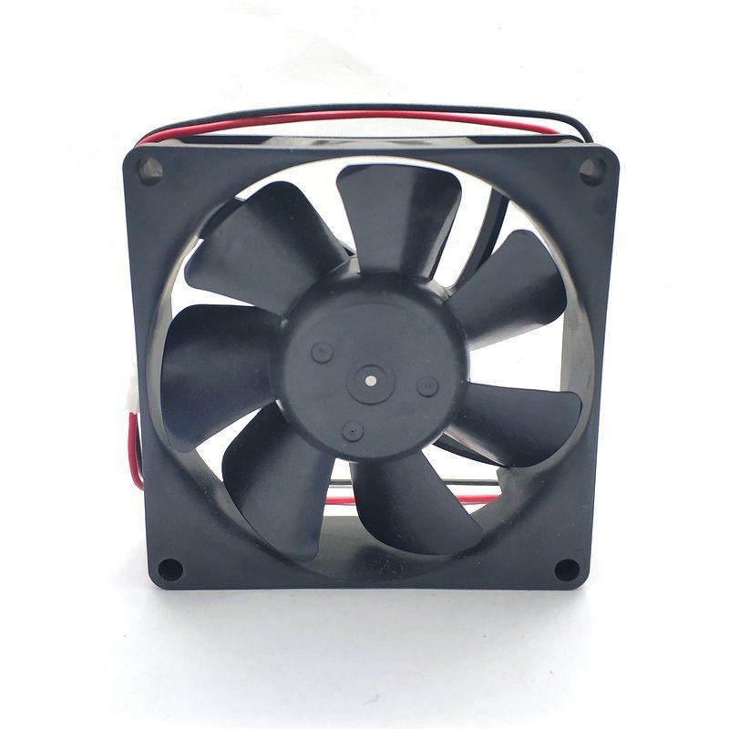 PUDC24Z4R DC Pixie25 Servo DC24V 0.10A 2.4W 2Lines Inverter Cooling Fan