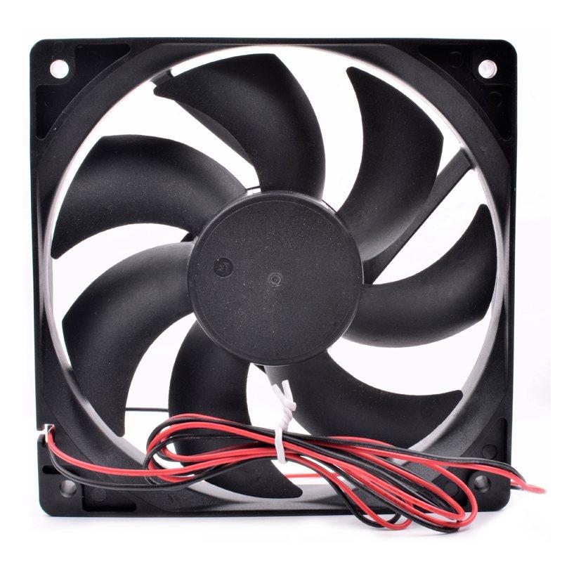 Original DA12025B48UA 12cm 48V 0.40A server inverter cooling fan