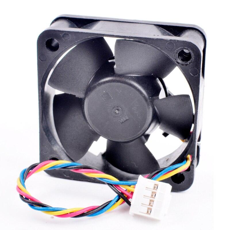 Nidec U40R12MS1B5-57K09 DC12V 0.04A quiet 4-wires cooling fan