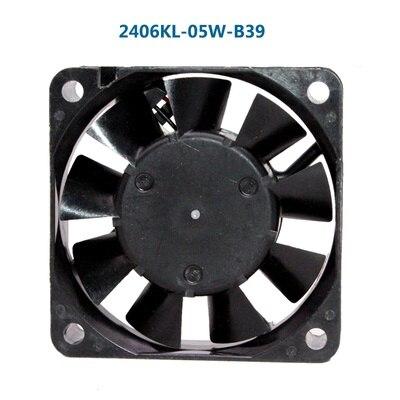 NMB 2406KL-05W-B39 24V 0.08A 6CM inverter cooling fan