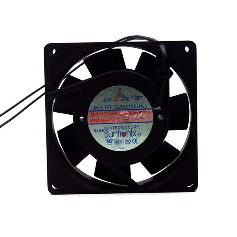 SANJUN SJ92025HA1 AC110V 0.12A Dual ball bearing cooling fan