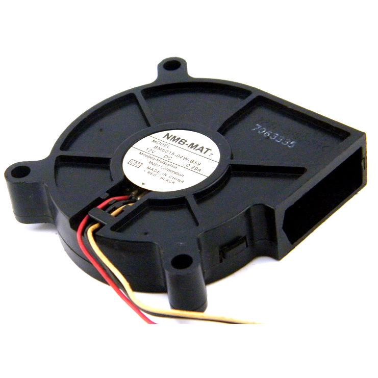NMB BM6015-04W-B59 12V 0.29A 3-wires Centrifugal turbo blower Cooling fan