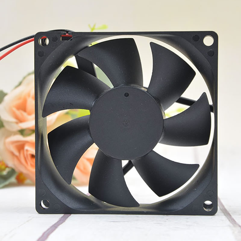Bi-Sonic BP802548H-03 DC48V 0.15A 3300RPM 2-Wires Inverter Cooling Fan