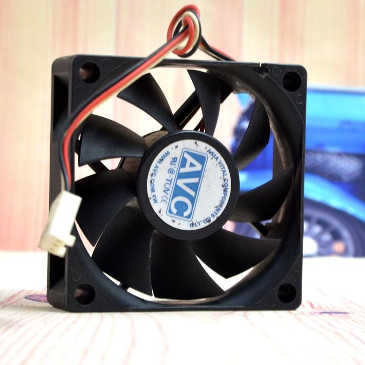 AVC DA07020R12H DC12V 0.33A hydraulic cooling fan