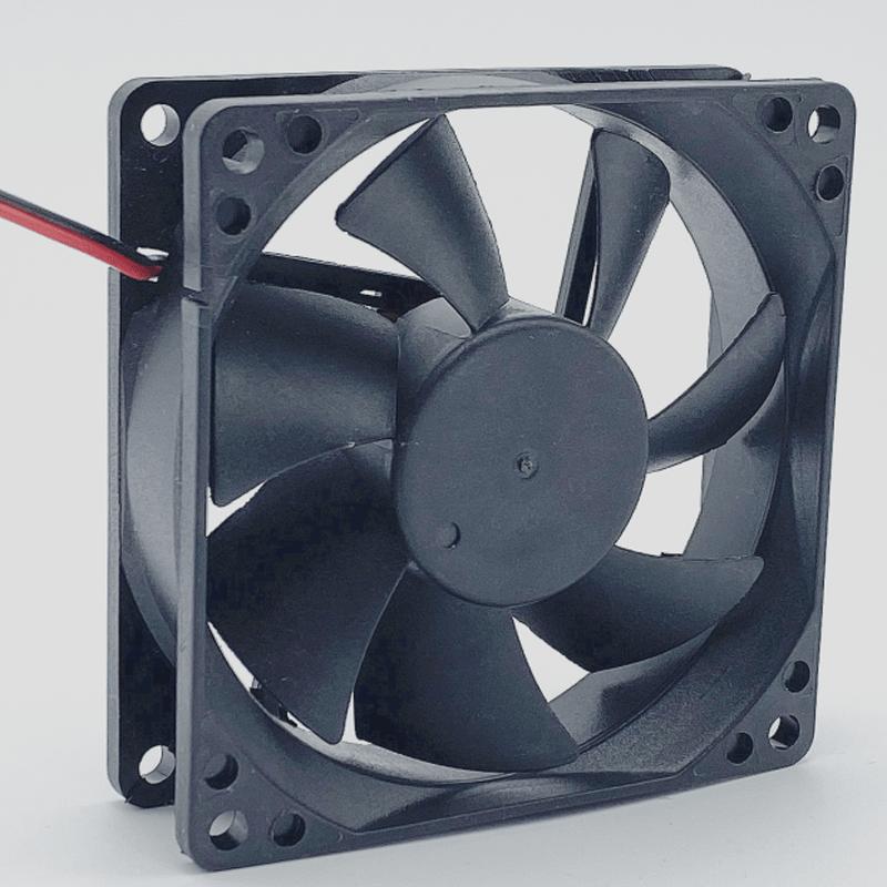 AVC DA08025B24U 24V 0.26A 8cm 2-wires inverter cooling fan
