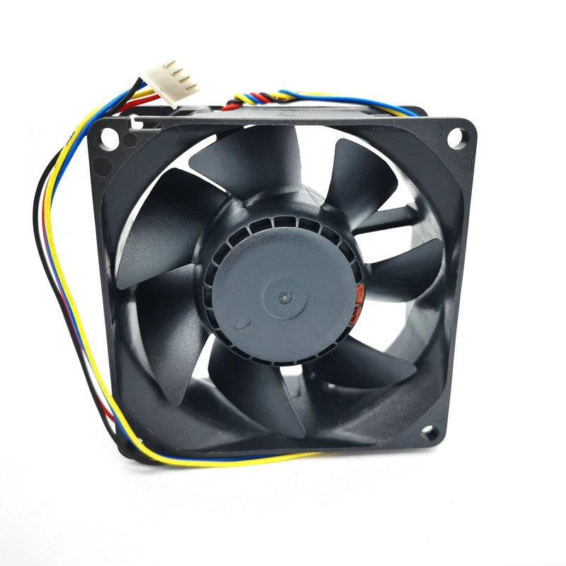 AVC DATA0838B8U DC48V 0.29A 4-wire Cooling Fan