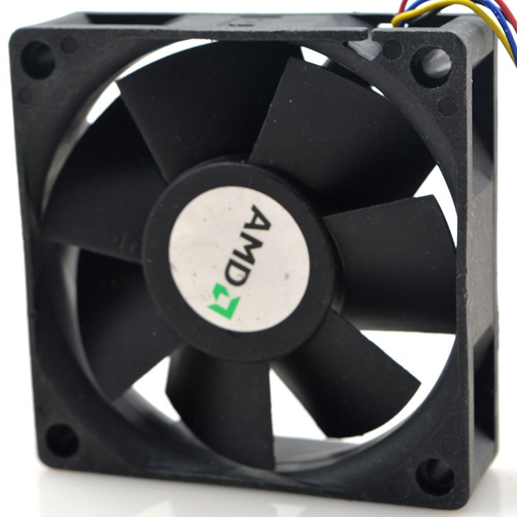 AVC DV07020B12U DC12V 0.7A ball bearing server inverter cooling fan