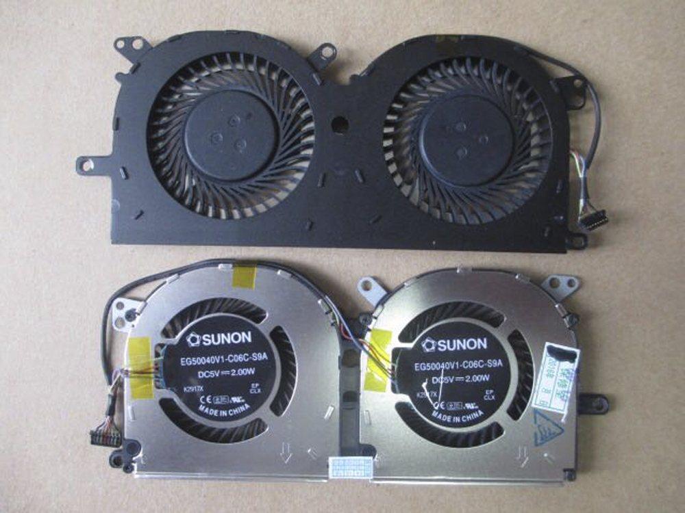 Sunon EG50040V1-C06C-S9A DC5V 2.00W Laptop cooling fan