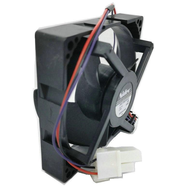 Nidec U92C12MS1B3-52 DC12V 0.16A Refrigerated cooling fan