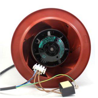 Ebmpapst R2E190-AO26-85 AC230V 190x190mm Round Centrifugal cooling fan