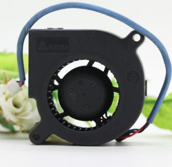 Delta BUB04512MD 12V 0.11A 3-wires centrifugal turbine fan