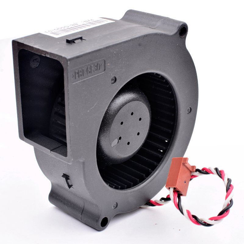 DB7530-12LBA DC12V 0.25A double ball centrifugal turbo blower cooling fan