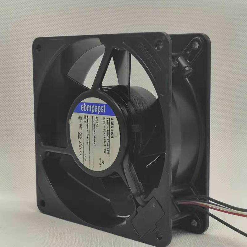 ebmpapst 4656ZWH AC230V 120x120x38MM metal cooling fan