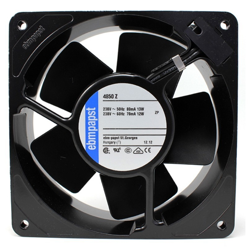 Ebmpapst 4850 Z AC230V 0.08~0.07A 13~12W Server Square Cooling Fan