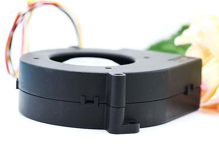 SANYO 9BAM12P2G10 DC 12V 1.85A 4-wire Server Cooling Fan