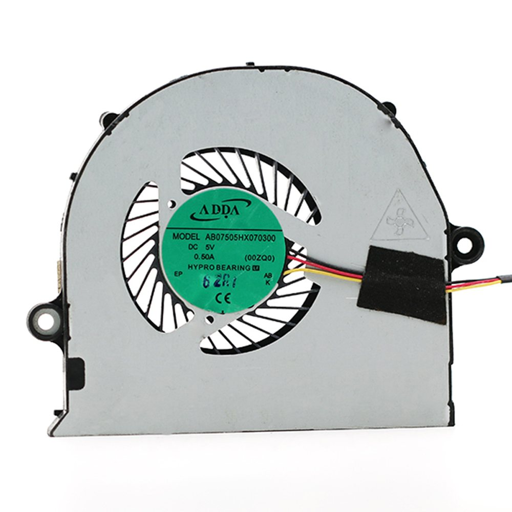 ADDA AB07505HX070300 DC5V 0.50A notebook CPU cooling fan