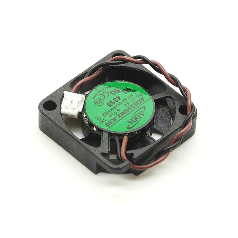 ADDA AD0205MX-K50 DC5V 0.13A small ultra-thin micro cooling fan