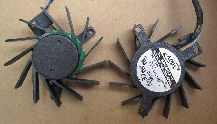 ADDA AY04512UB10BB00 G DC 12V 0.22A Server Round Fan